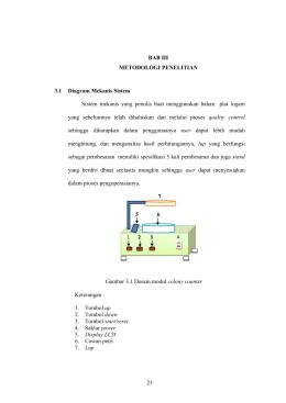 Rangkaian arus bolak balik dan penerapannya 23 bab iii metodologi penelitian 31 diagram mekanis sistem ccuart Images
