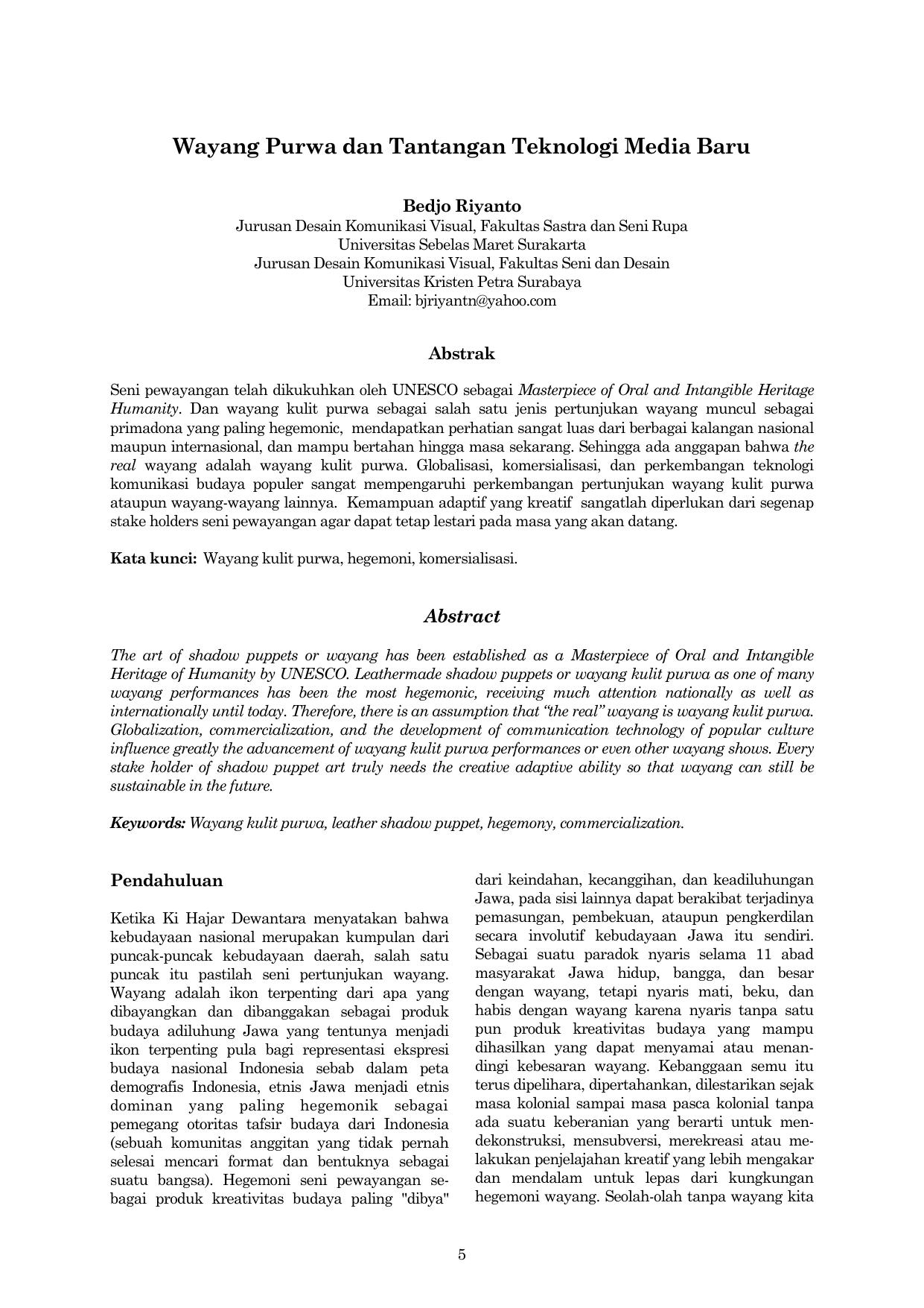 Perancangan Dan Implementasi Teknik Reduksi Data