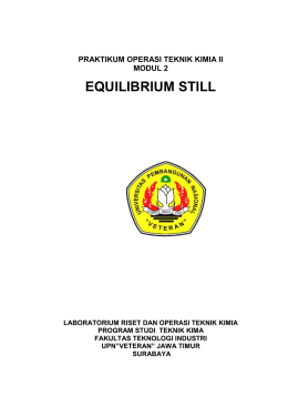 equilibrium still - E-learning UPN JATIM