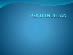 pendahuluan - WordPress.com