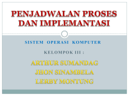 proses dan implemantasi - smarthur | everything is smart