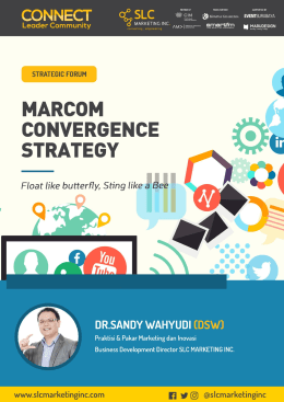marcom convergence strategy