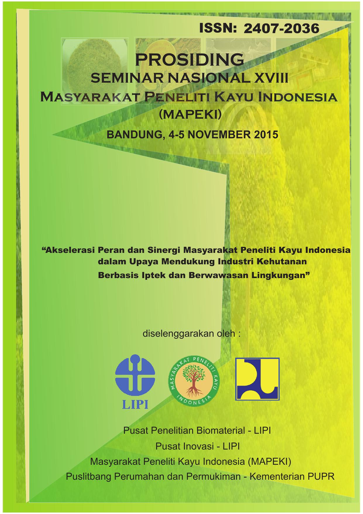Cover Prosiding Mapeki 2015 Produk Ukm Bumn Baterai Abc Alkaline Aa