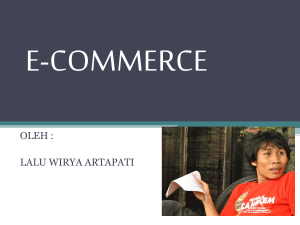 e-commerce - harmonika
