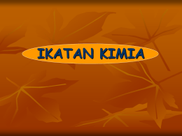 ikatan kimia - WordPress.com