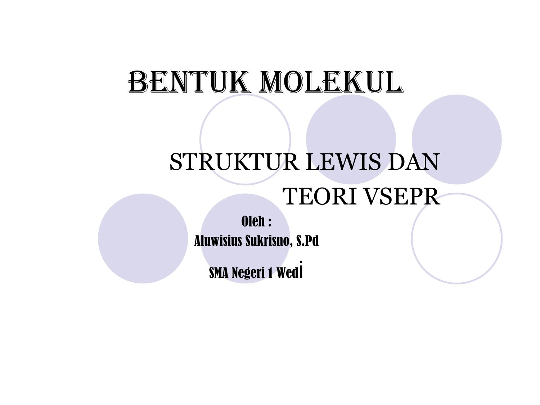 Bentuk Molekul Wordpress Com