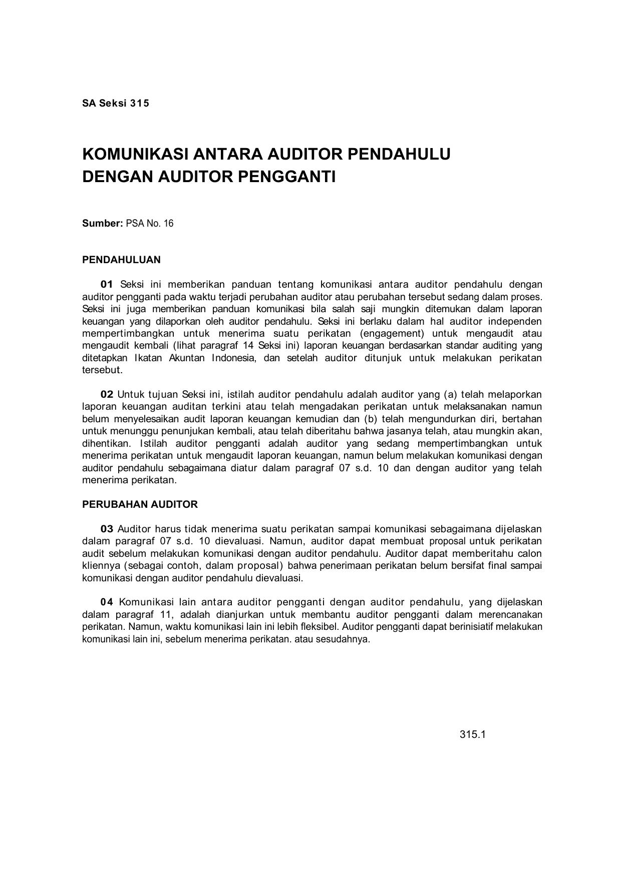 Contoh Proposal Audit Amat