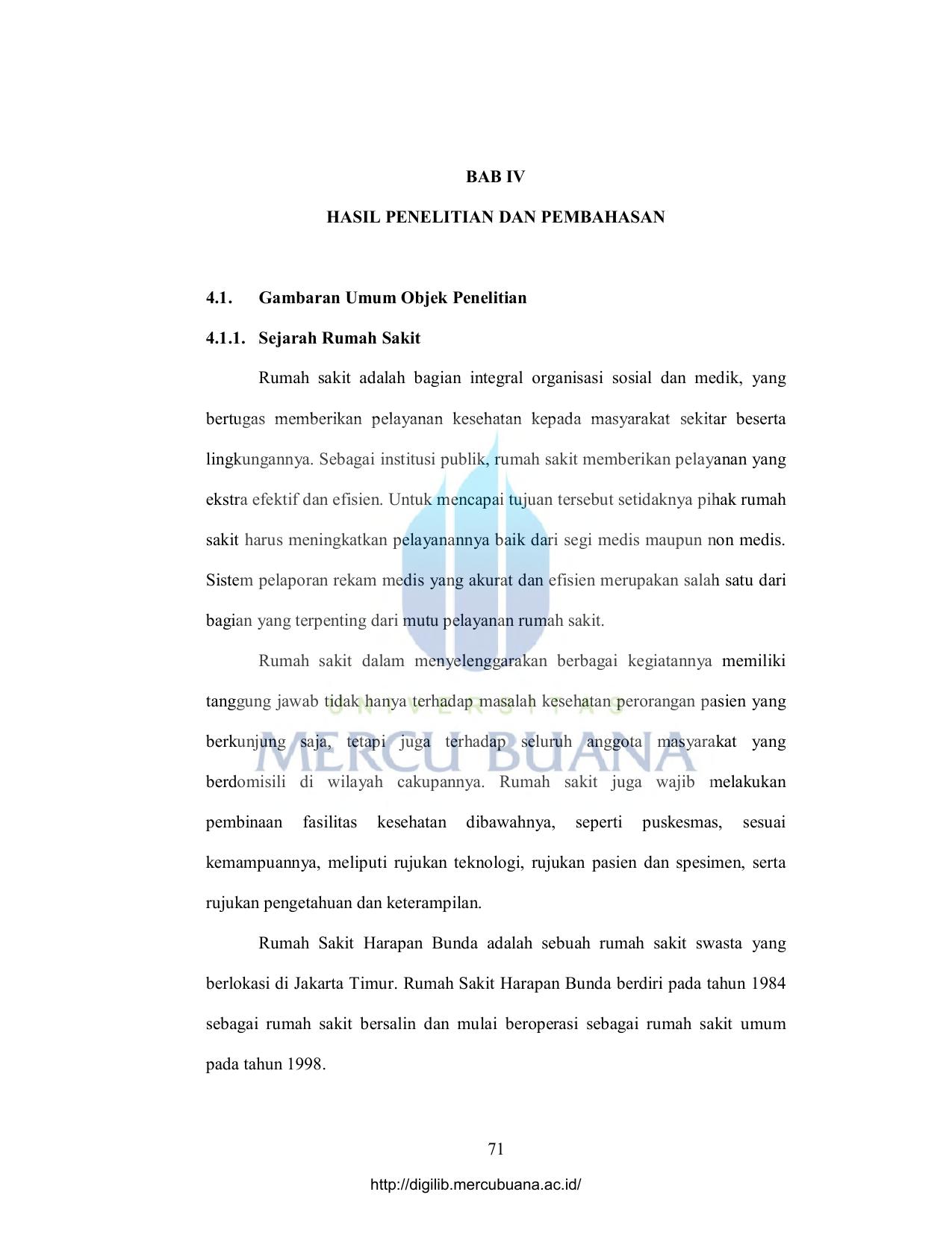71 bab iv hasil penelitian dan pembahasan 41 gambaran ccuart Images