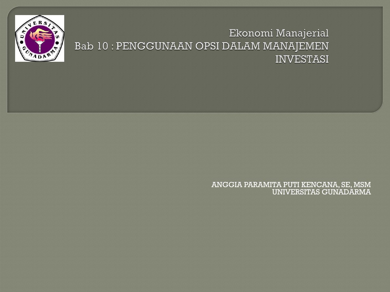 perdagangan opsi universitas pelatihan perdagangan forex di indonesia
