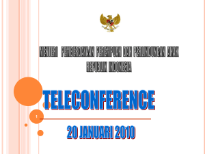 BHN TELE CONFERENCE