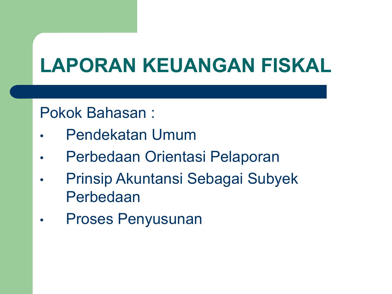 Bab 2 Laporan Keuangan Fiskal