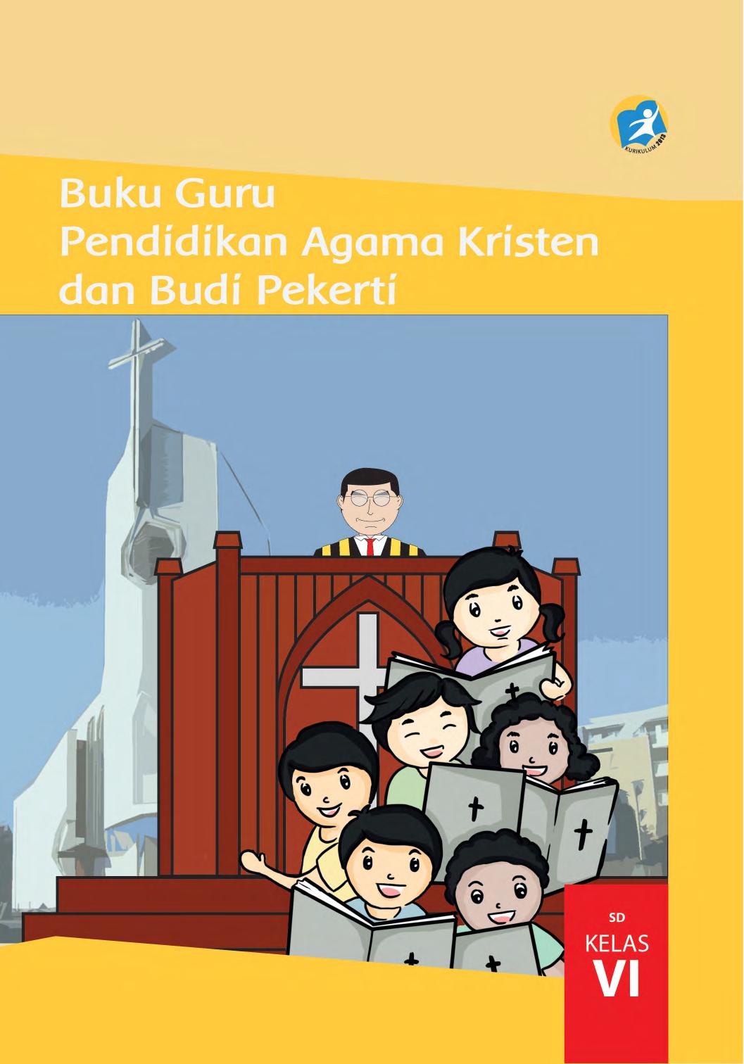 Rpp Pendidikan Agama Kristen Edisi Revisi K 13 Sd Kelas 1