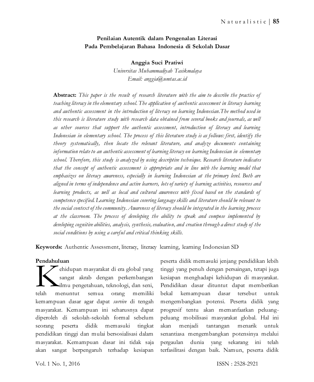 Resume honors thesis