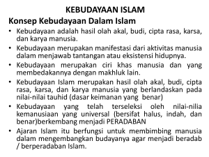 Manajemen Pengelolaan Dana Di Masjid Darul Falah