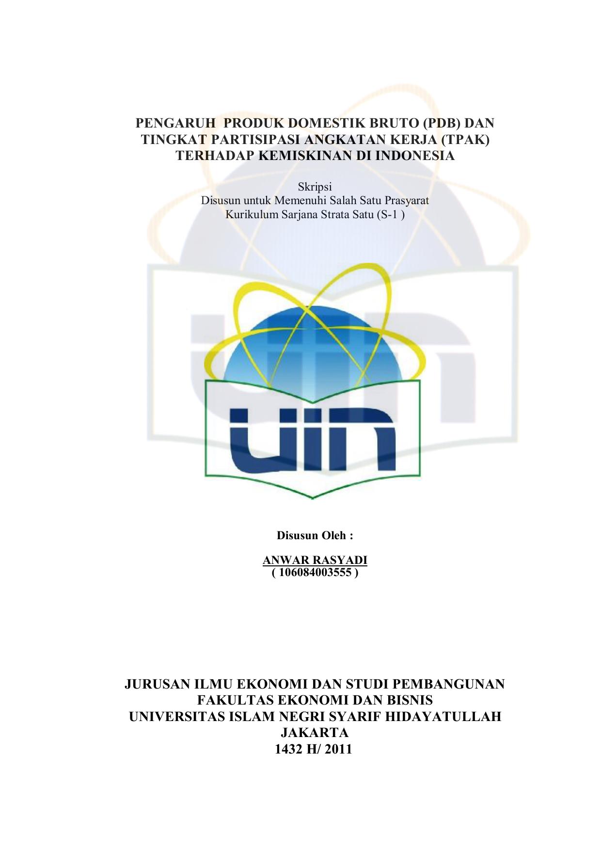 Awang Skripsi Institutional Repository Uin Syarif Hidayatullah