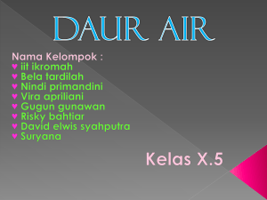 DAUR AIR - WordPress.com