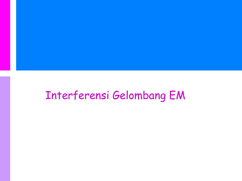 Distribusi intensitas untuk pola interferensi celah ganda ccuart Images