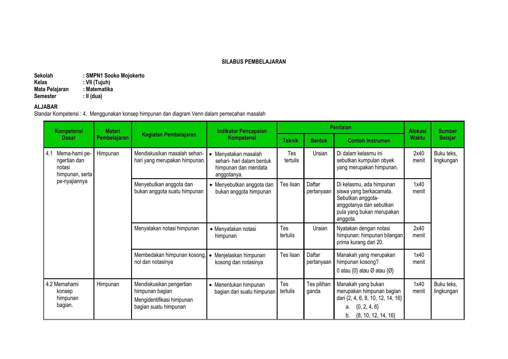 28+ Contoh Soal Himpunan Diagram Venn Pilihan Ganda ...