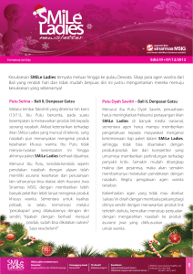 newsletter edisi 3 - Login | SMiLe eAgency