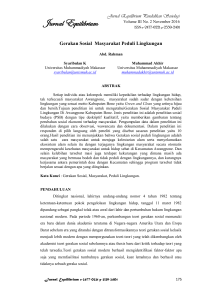 Jurnal Equilibrium - e-journal unismuh