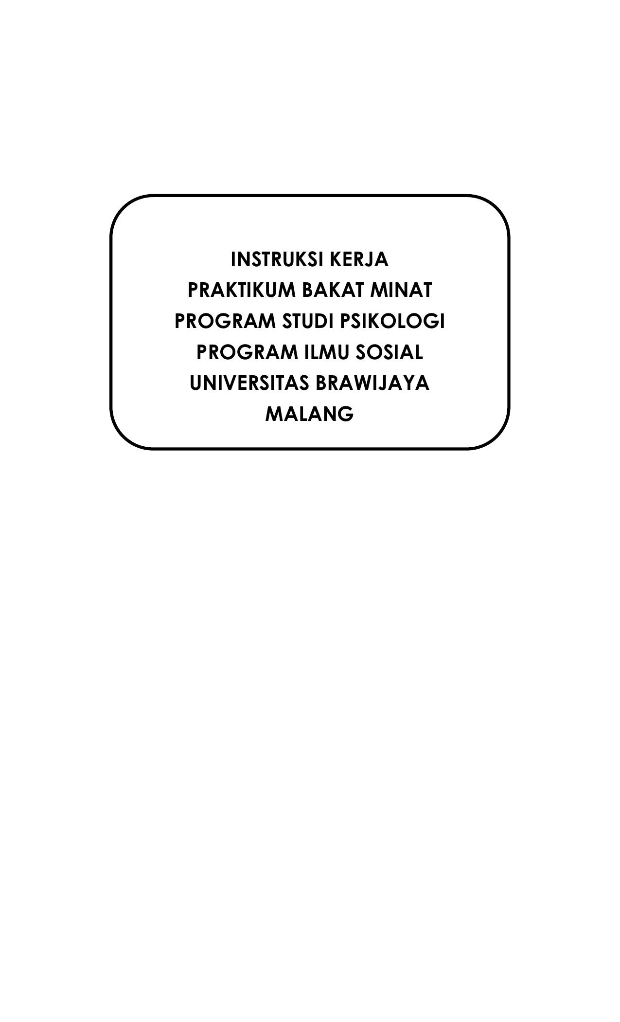 Ist Universitas Brawijaya
