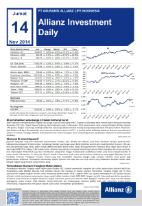 Allianz Investment Daily