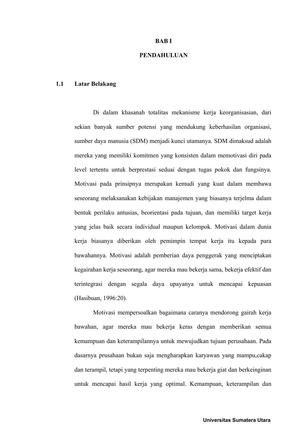 Outline Proposal Penelitian