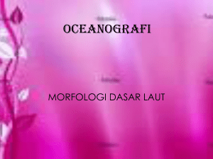 Morfologi Laut - WordPress.com