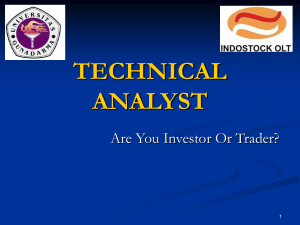 TECHNICAL ANALYSIS KNPM09