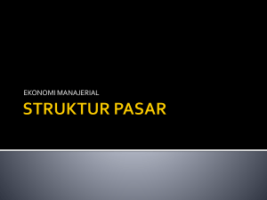 struktur pasar - WordPress.com