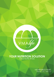 your nutrition solution