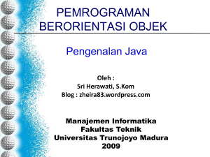 java - WordPress.com