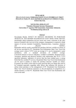 Perancangan sistem informasi penjualan tiket pesawat secara tunai bab i ejurnal untag samarinda universitas 17 agustus 1945 ccuart Image collections