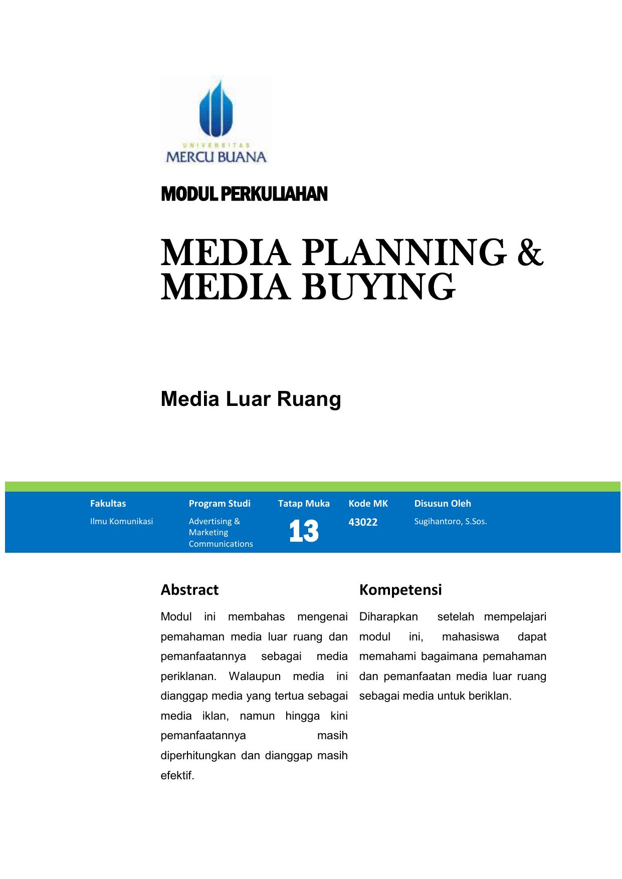 Contoh Reklame Media Visual Yang Dipasang Di Luar Ruang Adalah Berbagai Ruang