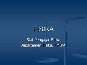 fisika - WordPress.com