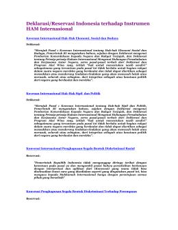 Analisis pengembangan sistem informasi reservasi deklarasi dan reservasi indonesia terhadap instrumen ccuart Images