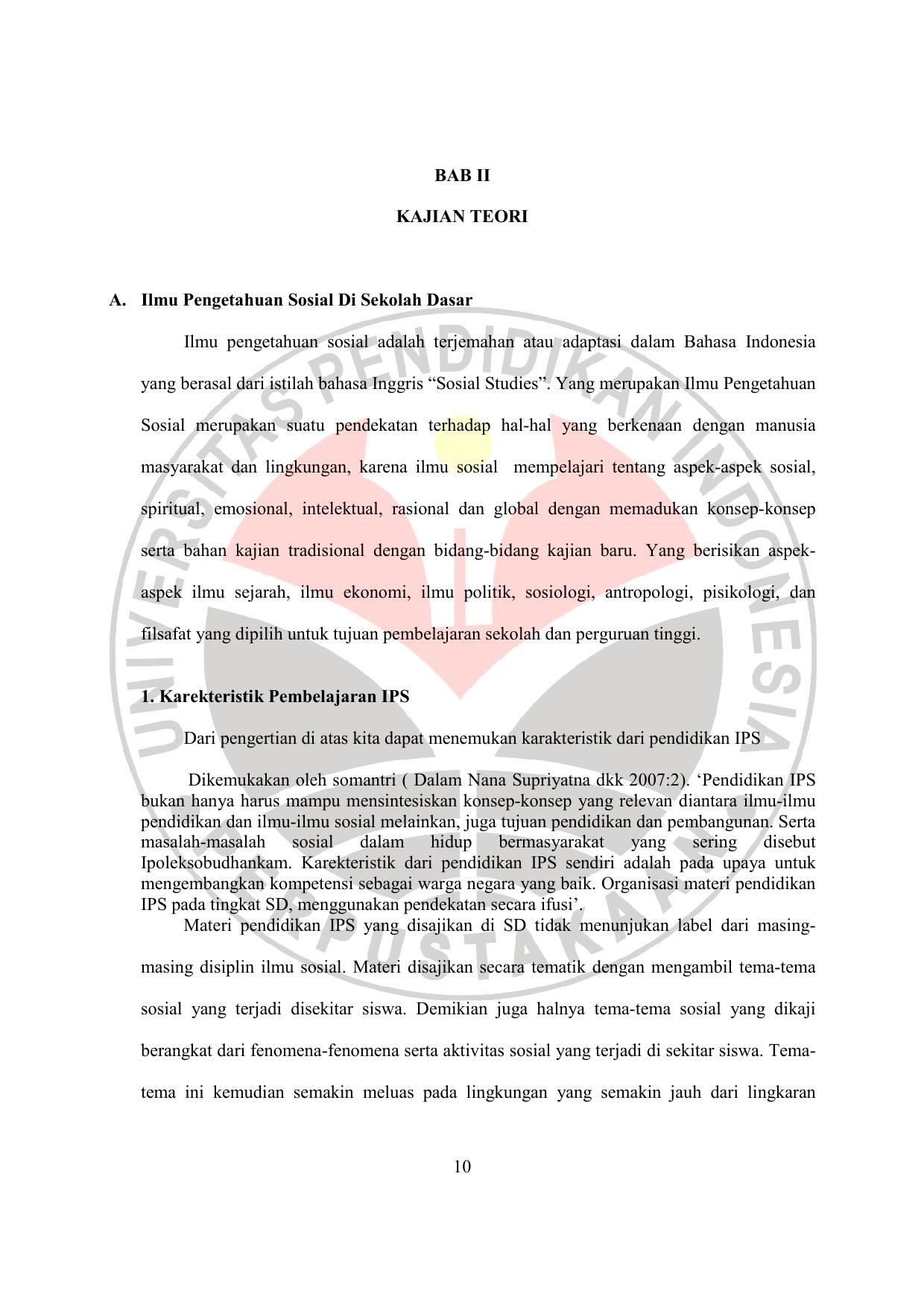Tujuan Mempelajari Bahasa Indonesia Di Perguruan Tinggi ...
