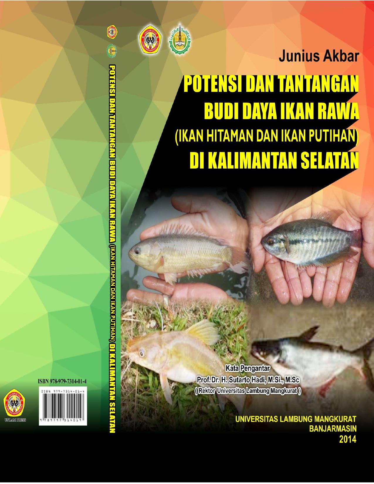 Potensi Dan Tantangan Budi Daya Ikan Rawa