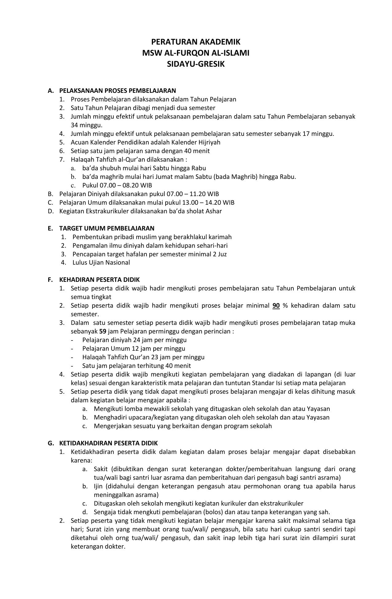 Contoh Surat Keterangan Lulus Sekolah Diniyah | Ini Surat