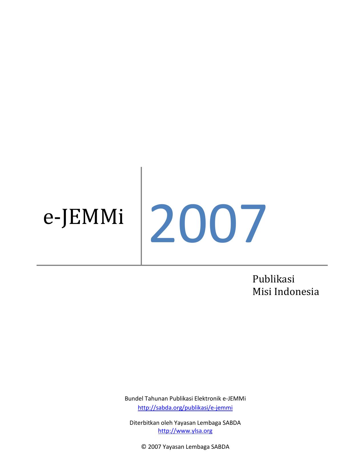 E Jemmi 2007 Sabda Celana Bahan Remaja By Dik Ary Collection Bdg
