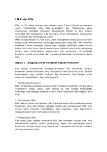 Prosedur Penjualan Sepeda Motor Pada Dealer Honda Pt Sanprima