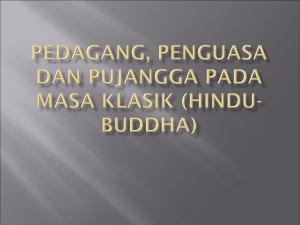 Power Point Masuknya Hindu-Budha