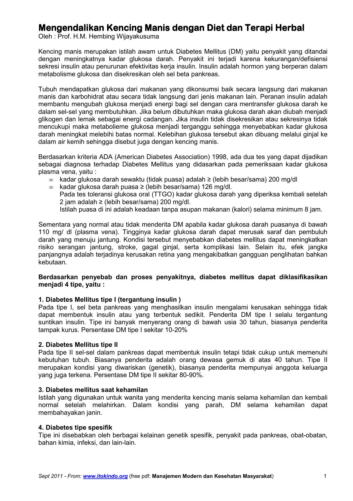 obat herbal diabetes melitus pdf