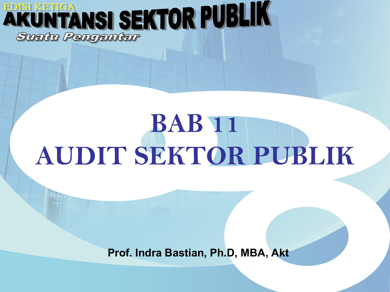 Akuntansi Sektor Publik Indra Bastian Pdf