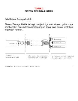 Teknik dasar kelistrikan kapal 1 modul3sistem tenaga listrik dan tin201 dasar asfbconference2016 Image collections