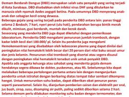 Demam berdarah mengenal dan mencegah dbd ccuart Image collections