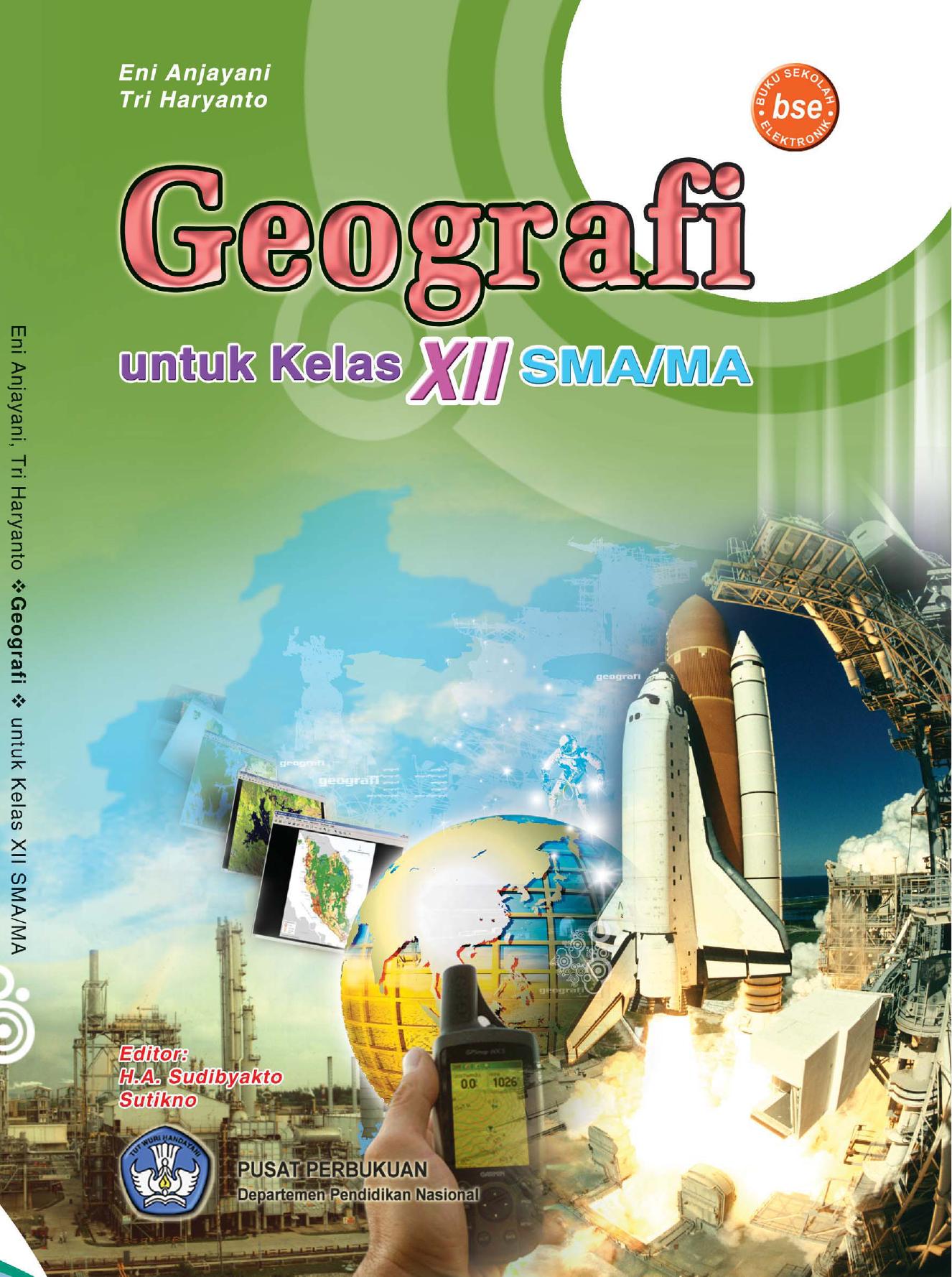 B Proyeksi Peta Blog Guru Geografi MAN Wonosari