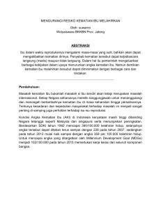 prosiding - UNIVERSITAS NGUDI WALUYO