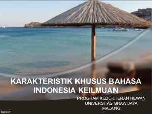 PPT - Blog UB - Universitas Brawijaya
