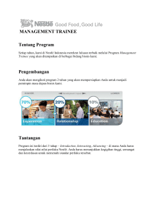 MANAGEMENT-TRAINEE